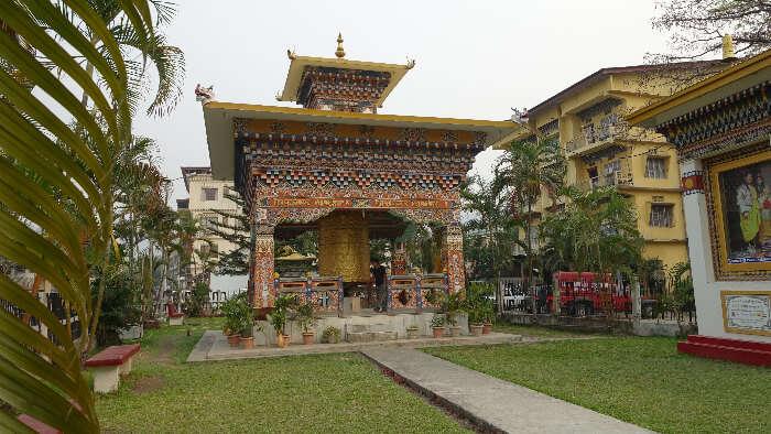 Samdrup Jongkhar in Bhutan