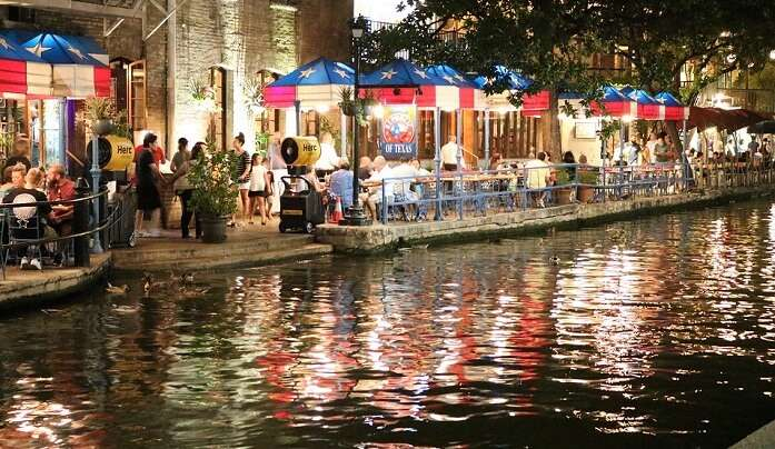 San Antonio's River Walk