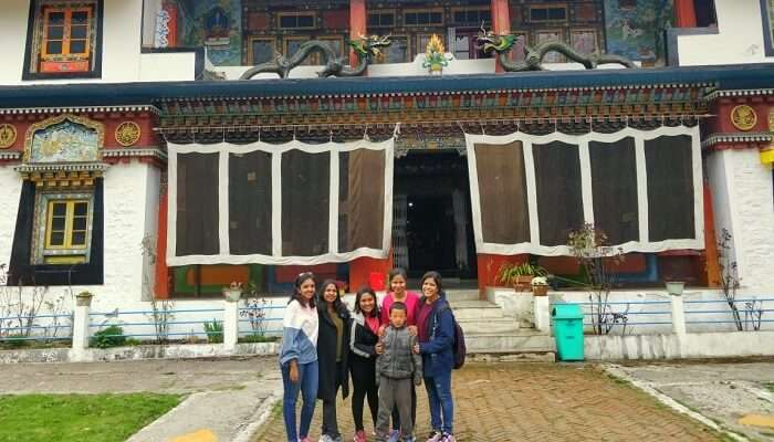 visited to the sikkim