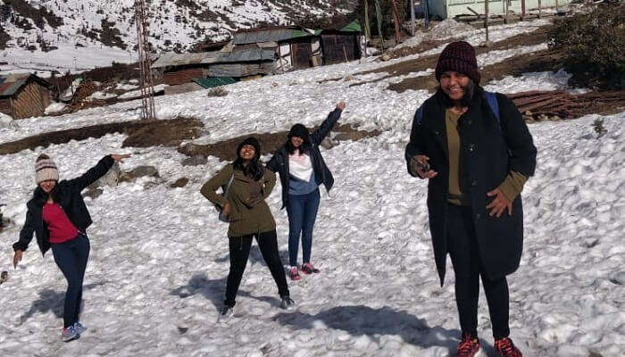 unforgettable experience that we had in Sikkim