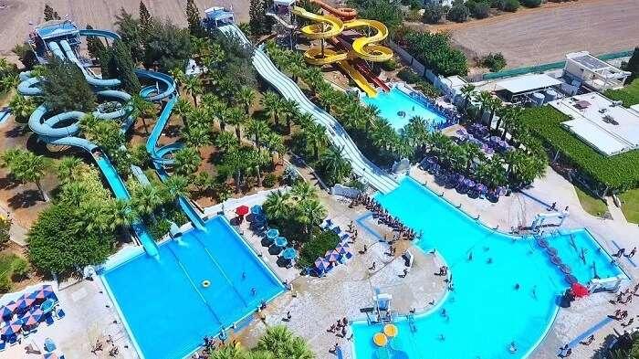 Silsila Water Theme Park