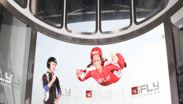 Skydive At iFly