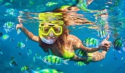Snorkeling In Texas_24th oct