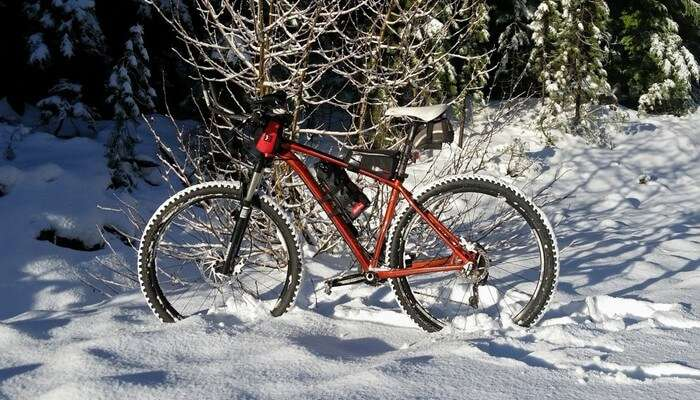 Snow Bike Festival, Gstaad, Switzerland
