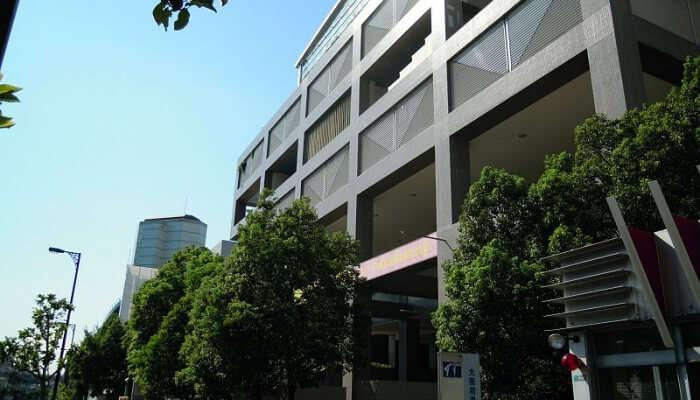 Spa World In Osaka