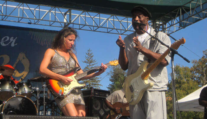 Springing The Blues Music Festival
