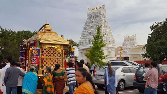 Sri Venkateswara Temple of Austin