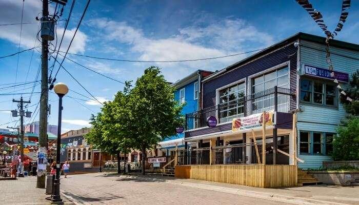 George Street St John Newfoundland