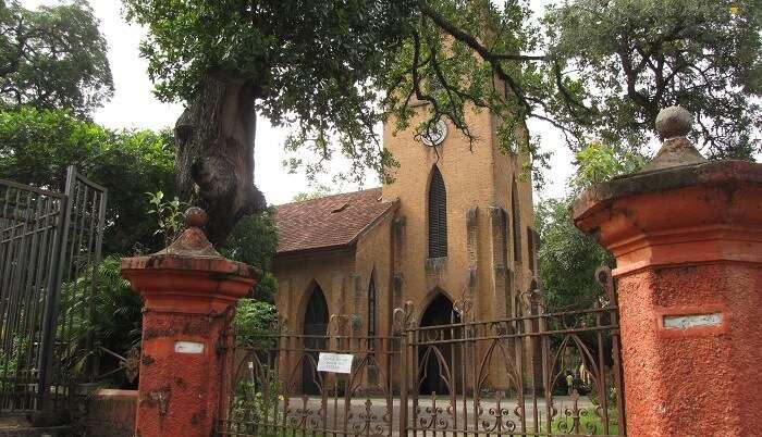 St.Paul's Church In Kandy Sri Lanka