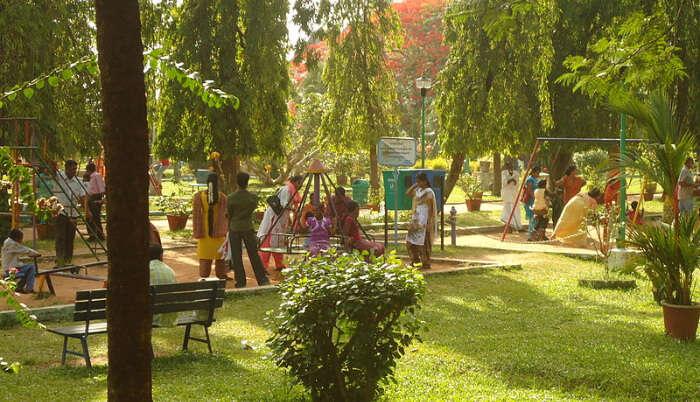 Subhash Bose Park
