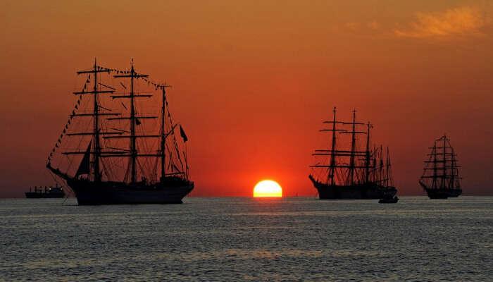 Sydney Harbour Sip
