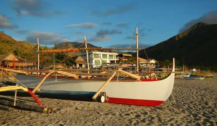 Talisayin Cove Beach