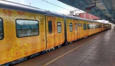 Tejas Express Train