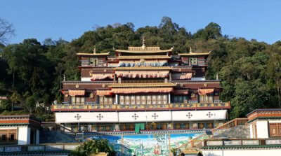 Temples in Gangtok cover