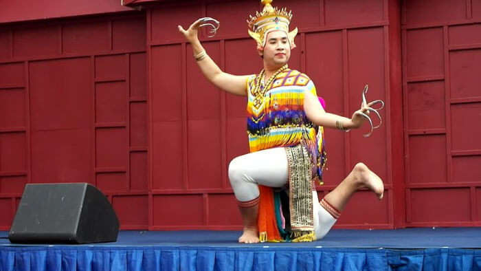 Thai Village Cultural Show in Bangkok