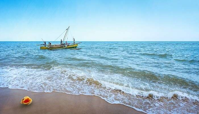 Thanh Binh Beach in Vietnam