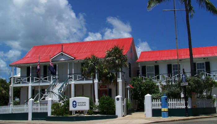 The National Gallery Of The Cayman