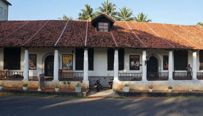 The National Museum of Galle