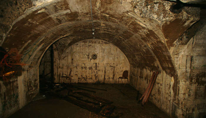 The Sandhill & Charleston Tunnels