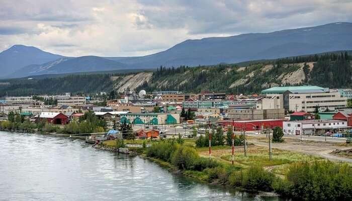 The Yukon In Canada