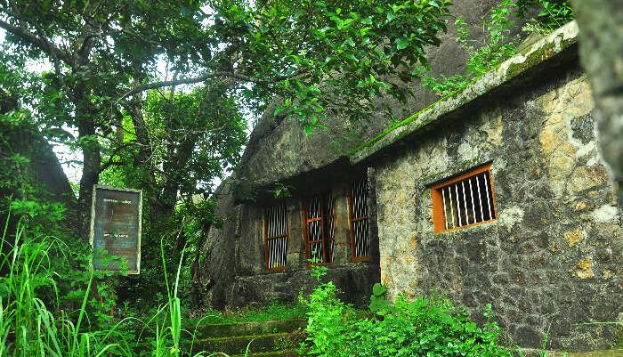 Thrikkakkudi Rock-Cut Temple