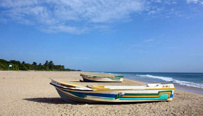 Trincomalee Beaches