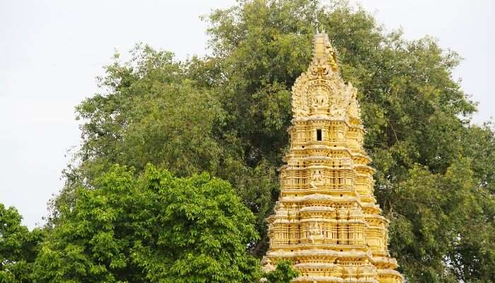 Trinesvaraswamy Temple in Mysore