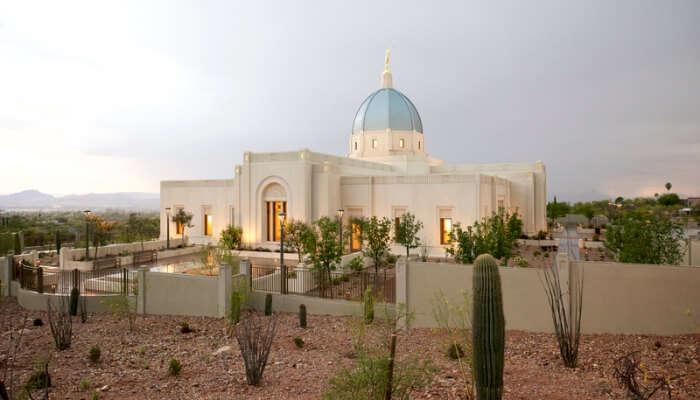 Tucson Arizona Temple