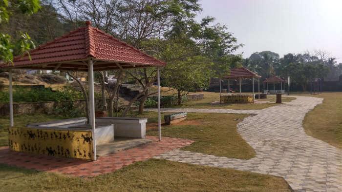 Velliyamkallu Heritage Park