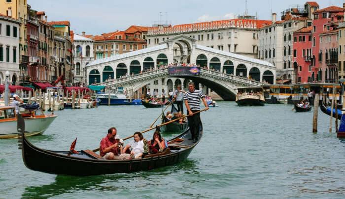Venice Gondola Cruise