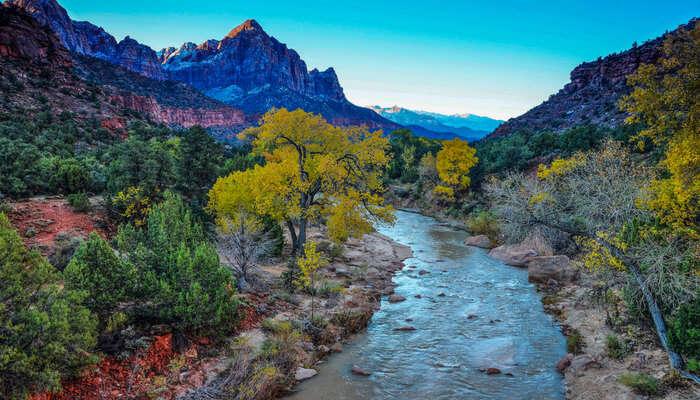 Virgin River In Arizona