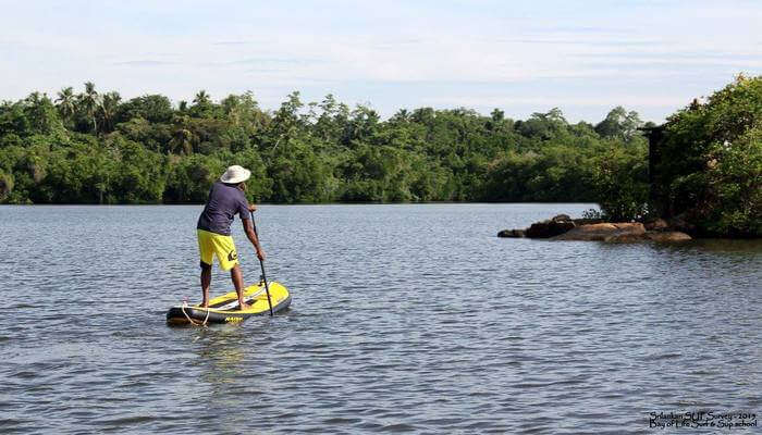 Visit Madu River: For an adventurous stroll