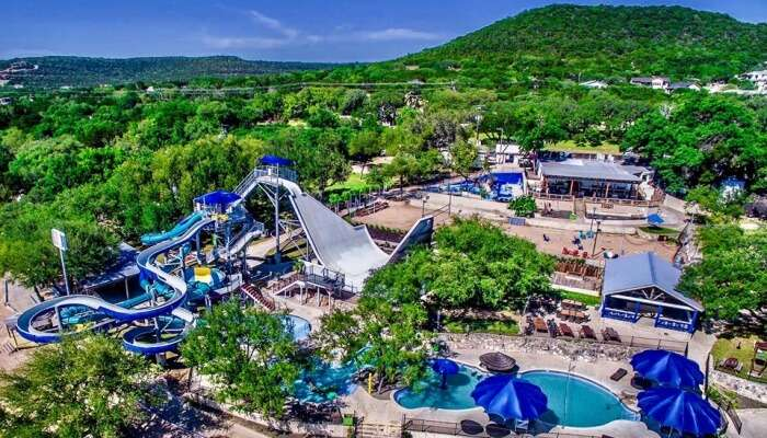Volente Beach Water Park In Austin