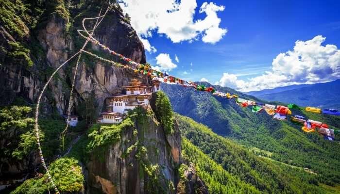 Weather In Bhutan In October