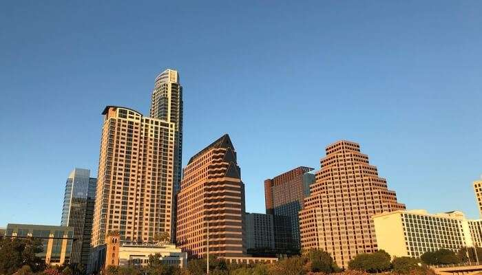 Weather Of Austin In October
