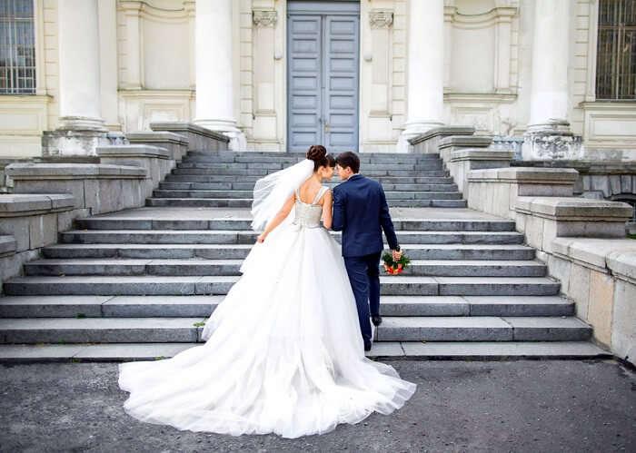 Wed Couple