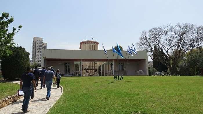 Weizmann House