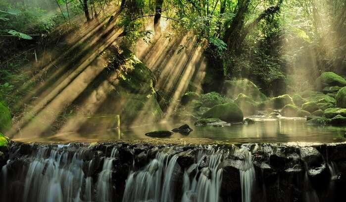 Whisper Wave Waterfall