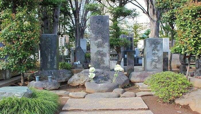 Zoshigaya_Cemetery_