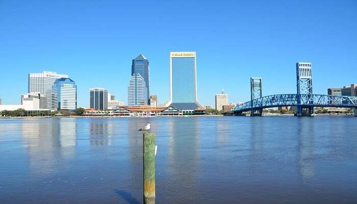 view of Jacksonville