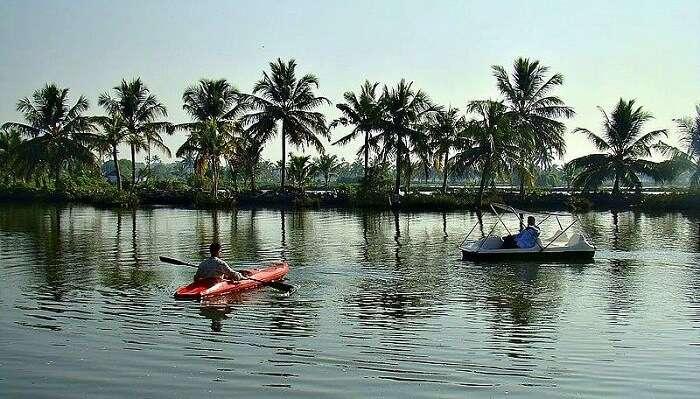 boating in malappuram
