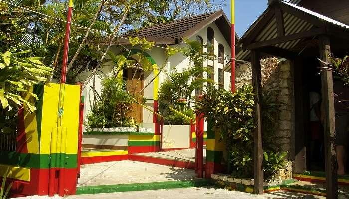 bob marley museum in jamaica