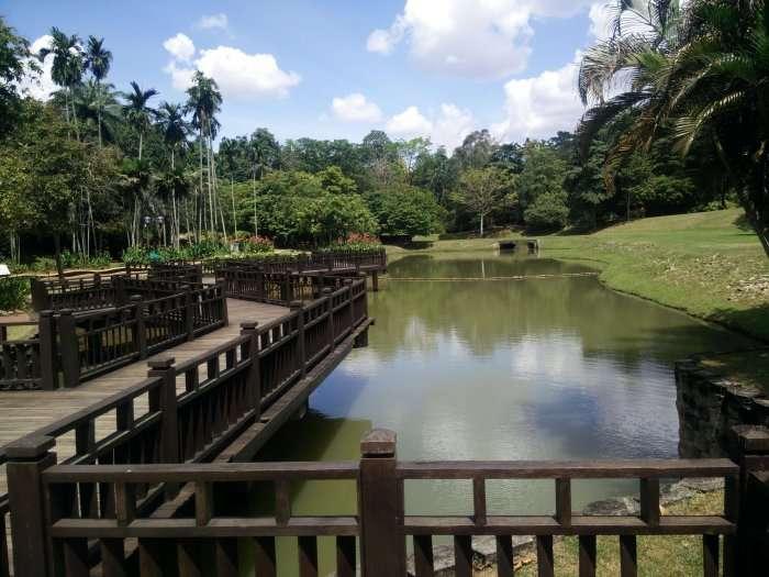 Botanical garden, Putrajaya