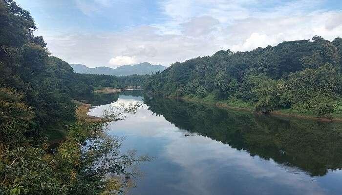 kayaking in chaliyar river