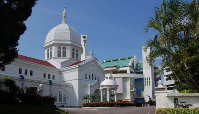 church in singapore