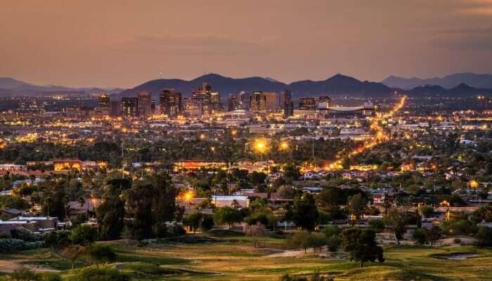 Amazing Arizona in August
