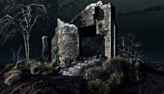 Best Haunted Places In Bali