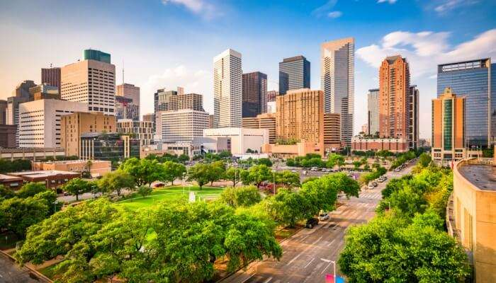 Wonderful Houston In September