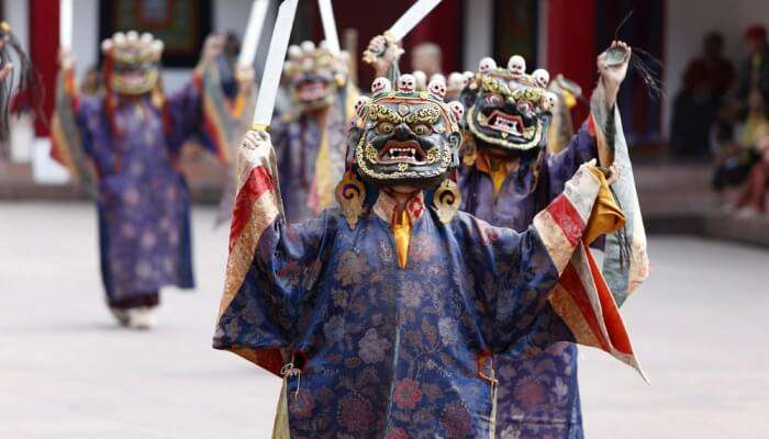 Spectacular Sikkim Festivals