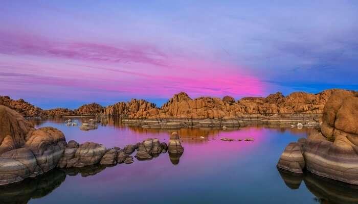 cover - lakes in arizona